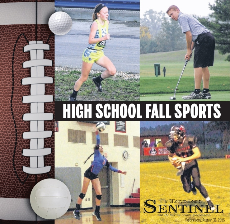 High School Fall Sports 2016