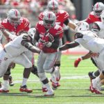 Ohio State line needs to get past growing pains