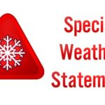 National Weather Service: Strong storms possible through 7 p.m.