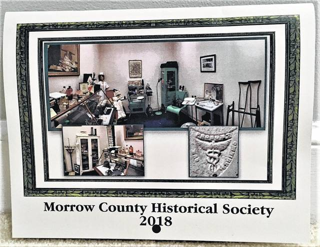 The 2018 Morrow County Historical Society calendar is on sale.