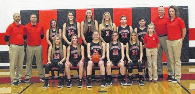 Cardington's girls' basketball team will try to build on two trips to the district finals this season.