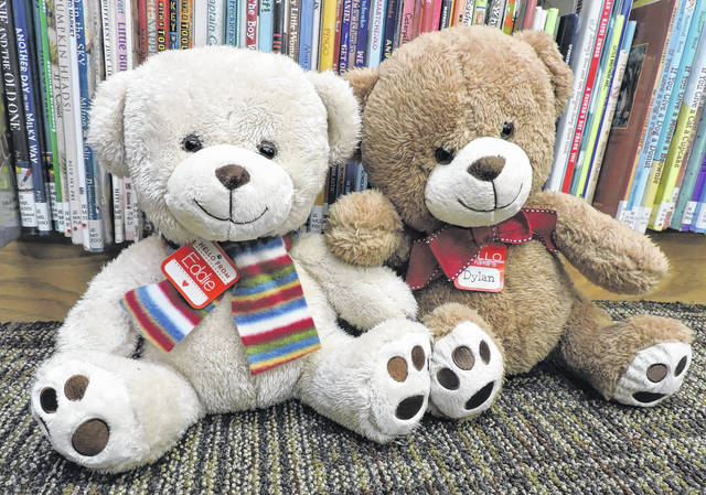 """Selover Library will give out free """"li-bear-y"""" teddy bears to patrons on Black Friday while supplies last."""