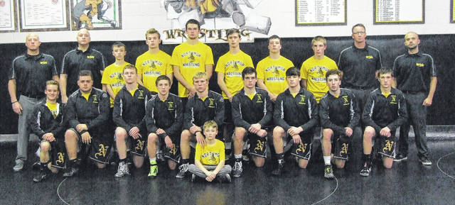 Northmor's wrestling team will try to replace four state qualifiers and maintain their success in the sport in the 2017-18 season.