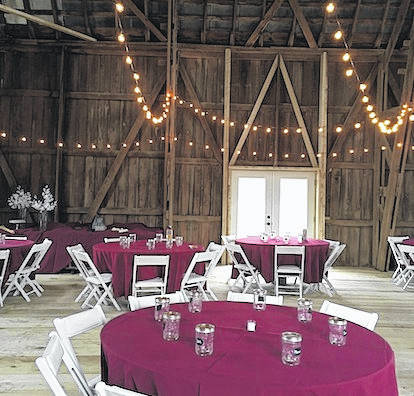 Heritage House Bed and Breakfast will hold a grand opening for its barn addition at 1 p.m. April 21. That will be followed by a vendor fair.