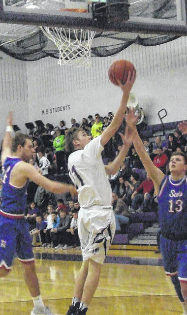 Mount Gilead's Jason Bolha was one of many local first-team All-KMAC athletes for the winter sports season.
