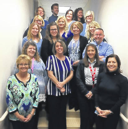 """April is Child Abuse Awareness and Prevention Month. All around the state, Children Services agencies are wearing blue to support our efforts to provide safe environments for children. Ohio Children's Trust Fund's campaign this year is """"Be a 30 minute Hero. Pick your super power: Support. Volunteer. Mentor. Donate."""" Posters and flyers can be seen in many Morrow County businesses. Morrow County Children Services investigated 178 reports of abuse and/or neglect in 2017. A total of 62 families received services from Children Services, including 104 children; 68 of those children were in custody of the Agency during 2017."""