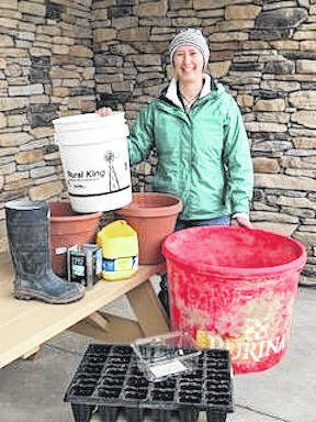 Carri Jagger, OSU Extension agriculture/natural resource educator and master gardener instructor.