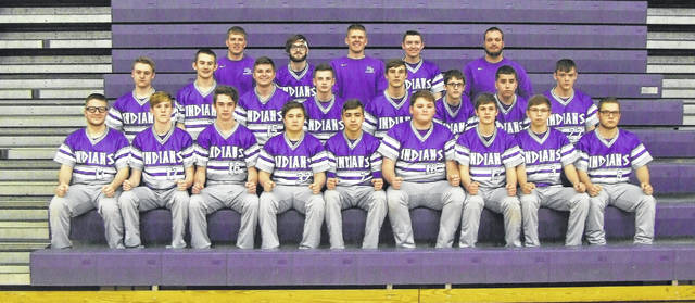 Pictured above is Mount Gilead's baseball team.