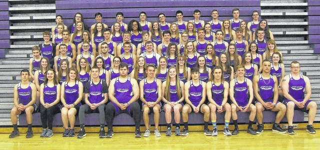 Mount Gilead's track teams, pictured above, look to duplicate last year's success.