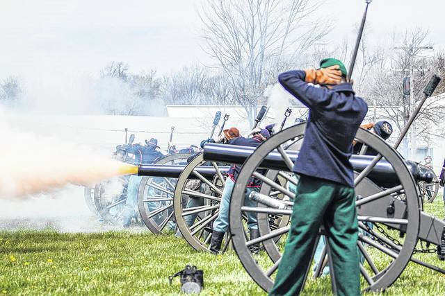Courtesy photo The 41st Ohio Civil War And World War I and World War II Show is next weekend at the Richland County Fairgrounds. Show times are 9 a.m. to 5 p.m. Saturday and 9 a.m. to 3 p.m. Sunday.