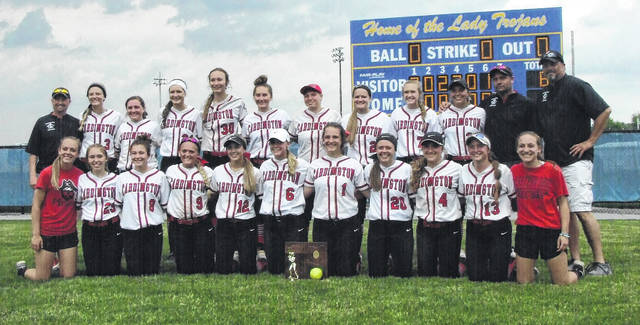 For the second straight spring, the Cardington softball team was able to celebrate a regional title, as they defeated Pemberville Eastwood by an 8-2 margin Saturday to advance to the state semifinals.