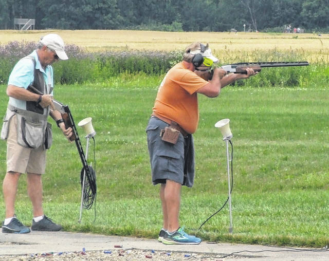 With their summer season underway, shooters are converging on Morrow County's Cardinal Center to compete in its trap shoots.