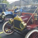 Old-time travel comes to Galion as car touring group visits