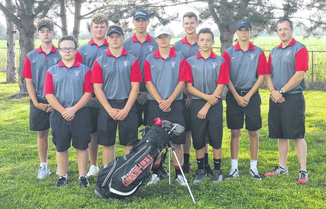 Pictured above is Cardington's golf team for this year.
