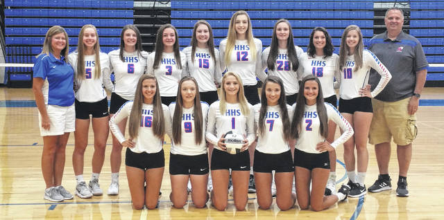 The Highland volleyball team is looking to maintain their success in conference play in the 2018 season.