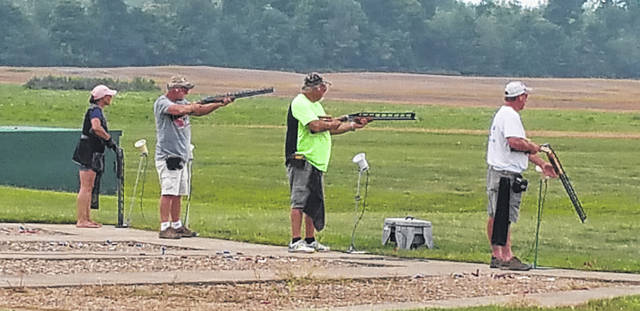 Plenty of shooters were at Cardinal Center last week for the Cardinal Classic.