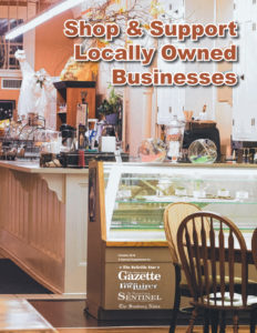Shop and support locally-owned businesses