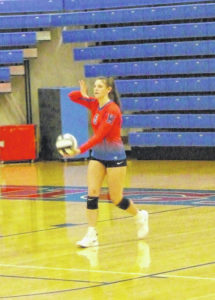 Highland defeats Linden in VB sectionals