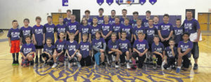 Mount Gilead holds youth boys' basketball camp