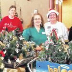 'Christmas Angels' deliver 110 trees