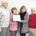 Dr. Stojkovic honored for blood donations