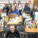 Highland spirit of giving