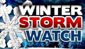 Winter storm watch issued for Morrow County; Friday night through Sunday morning