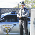 Dickerson selected as Trooper of the Year