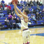 Highland boys pull away from Danville with strong second half