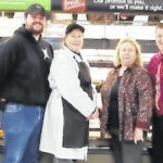 Kroger assists Food Pantry with holiday hams
