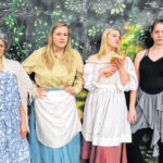 'Into the Woods, Jr,' taking the stage
