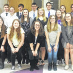 Key Club inducts 8 members