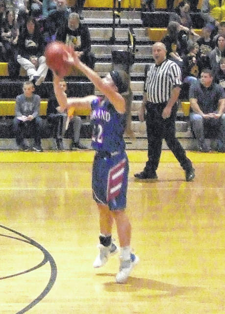 Madison Cecil scored 12 first-quarter points in leading Highland past host Northmor on Wednesday.