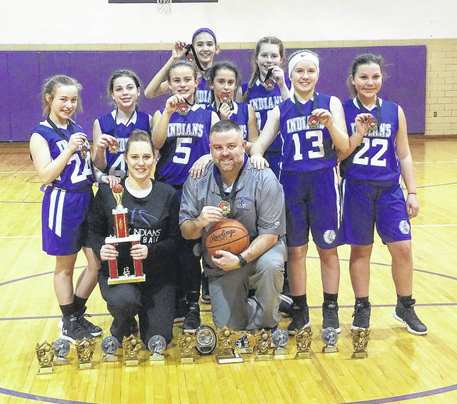 Mount Gilead's youth girls' basketball program has been strong in recent years, compiling a 45-5 record over their last three seasons.