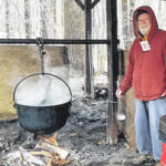 Maple Syrup Festival sends kids camping