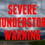 Severe thunderstorm warming today through 8:15 a.m. for Morrow, Crawford counties