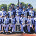 Mid Ohio Bullets 11u team wins championship