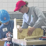Workshops give youth experience in trades