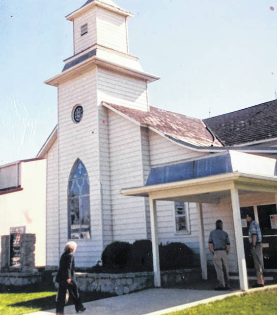 The Marengo United Methodist Church will be celebrating its 160th anniversary on June 9 duringtheir 10 a. m. worship service.
