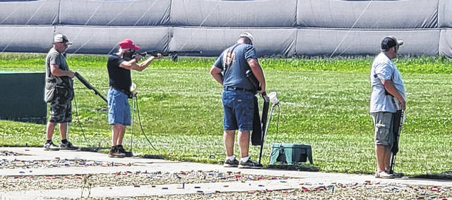 A lot of shooters were at the Cardinal Center in June for the Ohio State Shoot to compete in 14 events over five days.