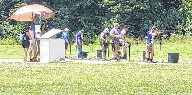 Youth shooters from around the country were at Cardinal Center last week for the 2019 SCTP American National Team Championships.
