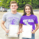 Indians state champ duo honored