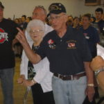 Bruce Fissell, veterans honored during fair
