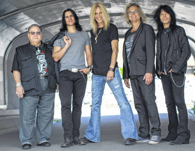 The Guess Who will perform classic rock concert at the Marion Palace Theatre Friday, Sept. 20 at 7:30 p.m.