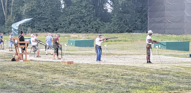 Shooters compete in last week's Cardinal Classic hosted by Cardinal Center.