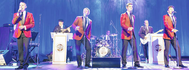 Those who enjoy the music of Frankie Valli & The Four Seasons won't want to miss the throw back concert featuring The Four C Notes on Sunday, Oct. 13 at 2 p.m.