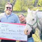 Circle P Sanctuary receives $1,000 gift