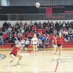Cardington girls advance to districts