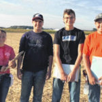 Highland FFA takes first in district soils