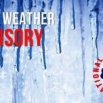 Winter Weather Advisory for Morrow County; 2-5 inches of snow expected through Tuesday morning
